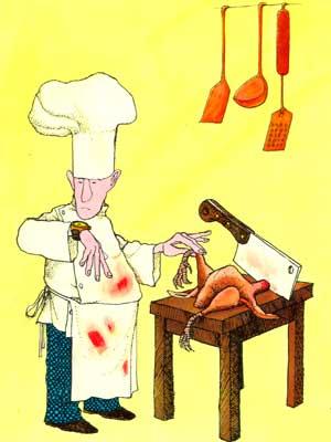 کارتون از: کینو (Quino)