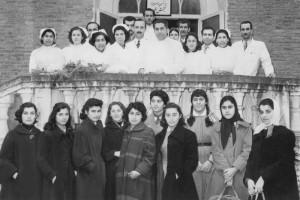بازدید دانشآموزان دبیرستان شاهدخت از بیمارستان پورسینا