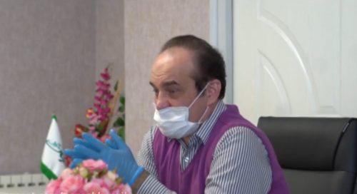 دکتر مهران قسمتیزاده