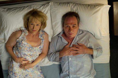 مریل استریپ و تامی لی جونز در Hope Springs (2012)
